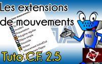 Tutoriel Clickteam Fusion 2.5 : Les extensions de mouvements