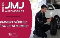 Tutoriel JMJ   Vérifier l'état de ses pneus
