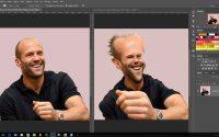 Tutoriel Photoshop CC 2015.5..Faire une Caricature avec une Photo
