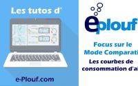 Tutoriel e-Plouf n°5 : Focus sur les courbes de consommation d'air