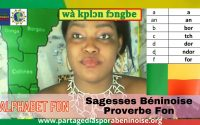 Wa kplon Fongbé Saison 3 leçon 5: Les 36 lettres de l'alphabet Fon suivie du PROVERBE FON
