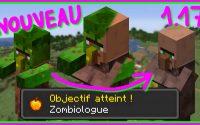 ZOMBIE-VILLAGEOIS EN VILLAGEOIS TUTORIEL 1.17 (Minecraft)