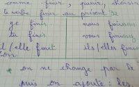 la conjugaison la  leçon 2(les verbes de 2eme groupe au présent)