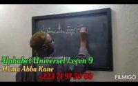 Alphabet Universel Leçon 09