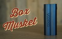 Box Musket Voopoo | Tutoriel FR