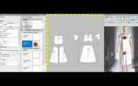Comment utiliser optitex Designer - Tutoriel pour débutants-workflow d'animation de personnages-diy