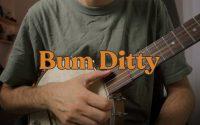 """Débuter le Clawhammer Banjo : """" Le Bum Ditty """" ( Tutoriel en Français )"""