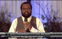 """ETSWC Etude Biblique: Leçon 12 """" Le Sabbath"""" Par Fr. Alexandre Charles 15 Août 2021"""