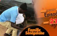 FAMILLE SÉNÉGALAISE - Saison 1 Episode  : leçon de vie le mendiant a sauver  le jeune 😭 Regarder