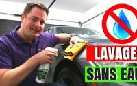 Lavage Auto Sans Eau (Tutoriel)