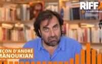 Leçon d'André Manoukian ep. 62 - Tout rentre dans l'ordre
