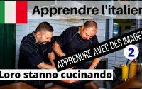 Leçon d'italien pour les débutants 2 | 🇮🇹 Apprendre l'italien rapidement et facilement 🇮🇹
