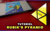 Rubik's Pyramid - [TUTORIEL TRES FACILE] || Delnart