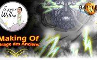 Tutoriel Dessin : Making Of Orage des Anciens, de Battle for Legend