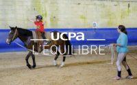 Tutoriel équitation UCPA N°4 - Rechercher son équilibre
