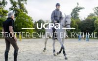 Tutoriel équitation UCPA N°5 - Trotter enlevé en rythme