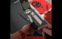 Tutoriel : fabrication d'une canne pour le Minelab Equinox 800 avec du carbone made in France !