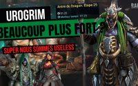UROGRIM | SOLO DRAKE 20 et 25 | Arcanes 20 | Force 20 | tutoriel raid fr | Raid Shadow Legends FR