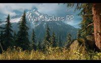 War of clans RP ( Leçon n°1 ) du tireur d'élite
