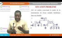 IP-SC SVTEEHB Tle D Leçon 28 Transmission gonosomique dominante