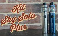 Kit Sky Solo Plus Vaporesso   Tutoriel FR