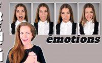 SENTIR, SE SENTIR ou RESSENTIR ? Émotions et sentiments - Leçon de français - French lesson