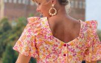 Tutoriel couture robe ROSELIA