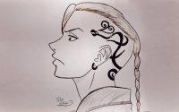 Comment dessiner Draken (Ken Ryuguji) Dessin Facile | Tutoriel de dessin