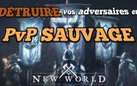 [FR] New World | Tutoriel PvP open world