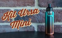 Kit Ursa Mini Lost Vape | Tutoriel FR